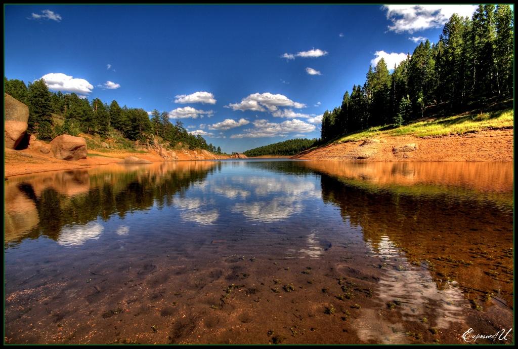 Rampart Reservoir by exposure4u