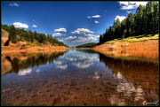 9th Aug 2011 - Rampart Reservoir