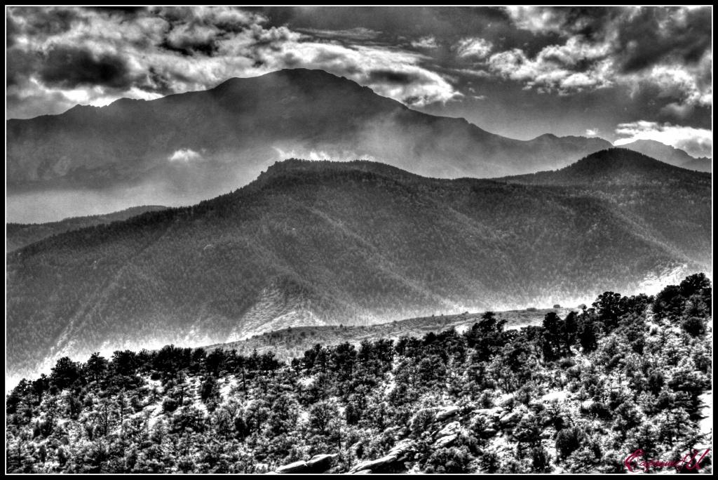 Misty Peak by exposure4u