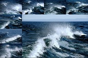 7th Aug 2011 - waves