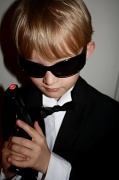 23rd Apr 2010 - My name is Bond... Mini Bond
