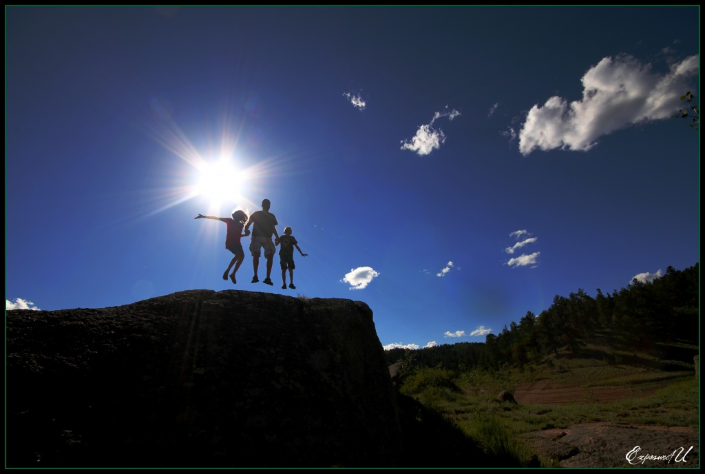 Did I Say Jump? by exposure4u