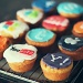 social networking cupcakes  by pocketmouse