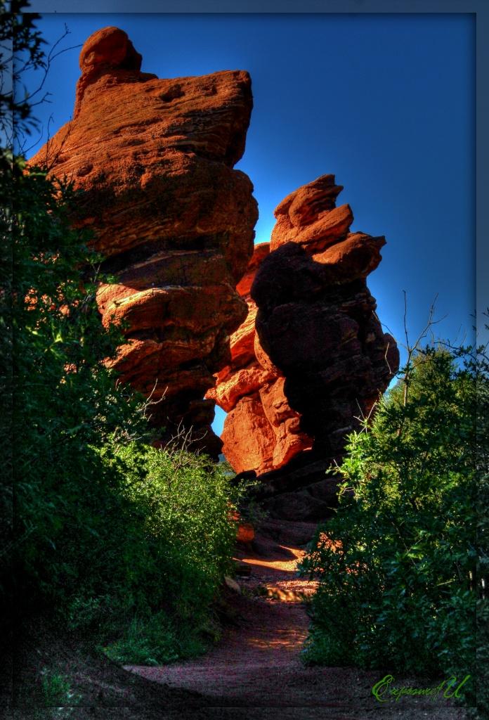 Trail of Rocks by exposure4u