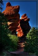 17th Aug 2011 - Trail of Rocks