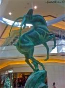 17th Aug 2011 - Mall Art
