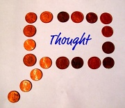 17th Aug 2011 - Penny For Your Thought