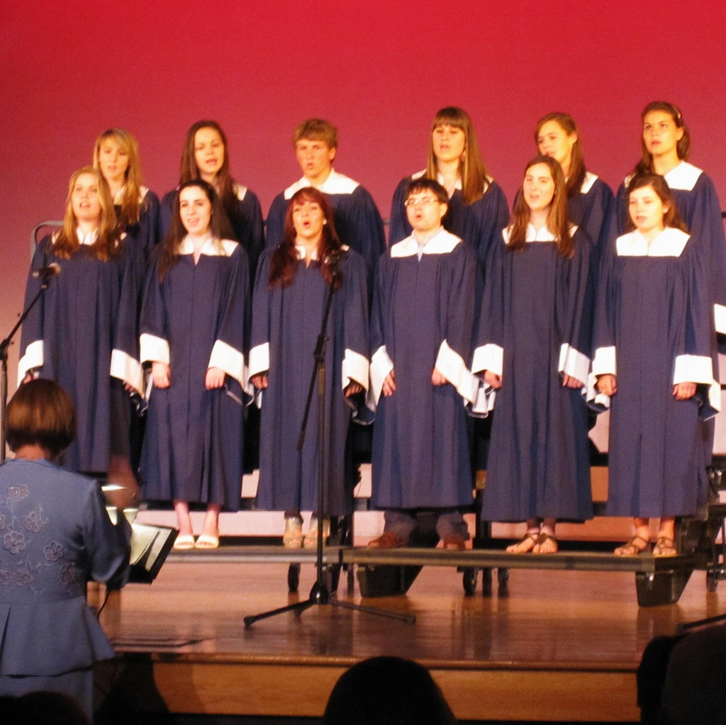 April 23. Spring Choral Concert by margonaut