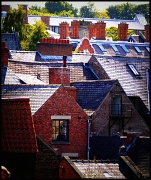 22nd Aug 2011 - Durham rooftops