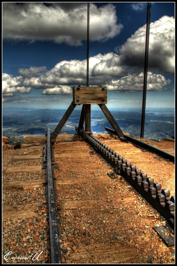 End of the Line by exposure4u