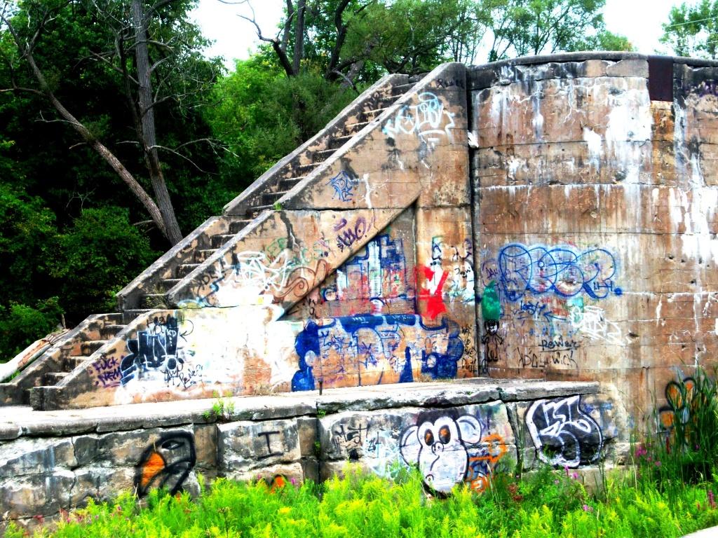 Graffiti by bruni