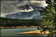 29th Aug 2011 - Crystal Creek Reservoir