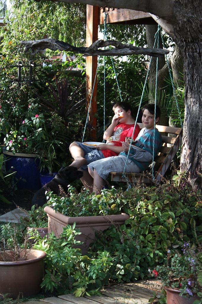 Luke and Ryan by eleanor