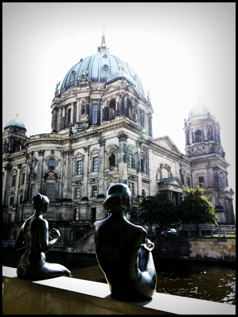 Contemplating Berliner Dom by judithg