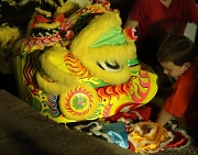 4th Sep 2011 - Tonight was a celebration for the opening of the Chinese Cultural Museum and for the Mooncake Festival