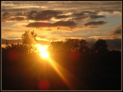 6th Sep 2011 - Michigan Sunset 1