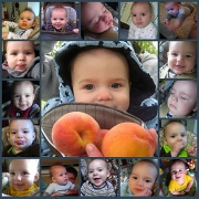 7th Sep 2011 - The Many Faces of Isaac!