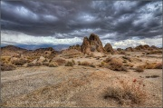 11th Sep 2011 - Storm Over the Alabama Hills