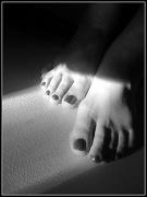 13th Sep 2011 - Shadowed Feet