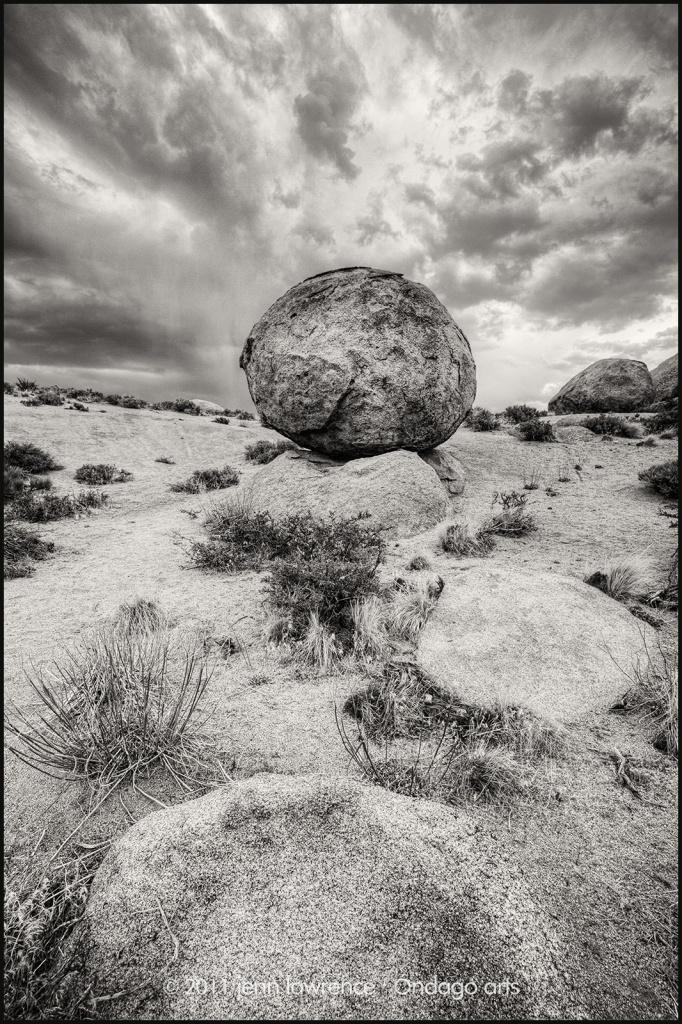 Buttermilk Boulder by aikiuser