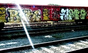 13th Sep 2011 - down by the railroad tracks
