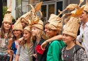 16th Sep 2011 - Paper Hats