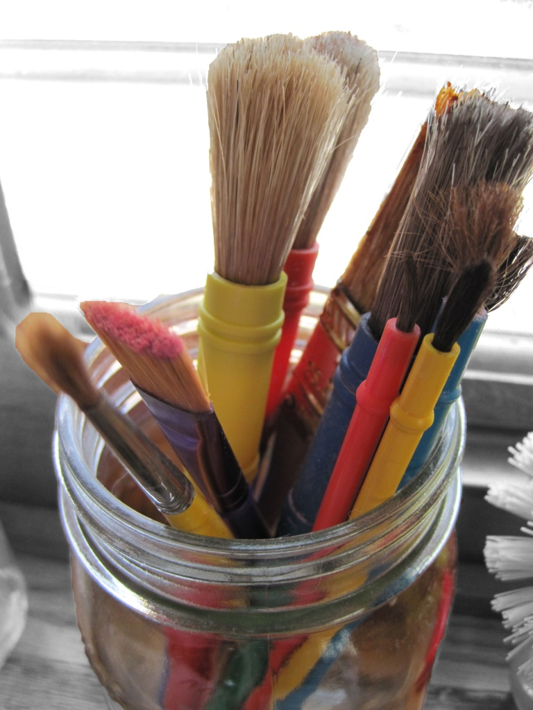 Brushes by dakotakid35