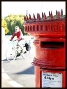 19th Sep 2011 - Punky Postbox