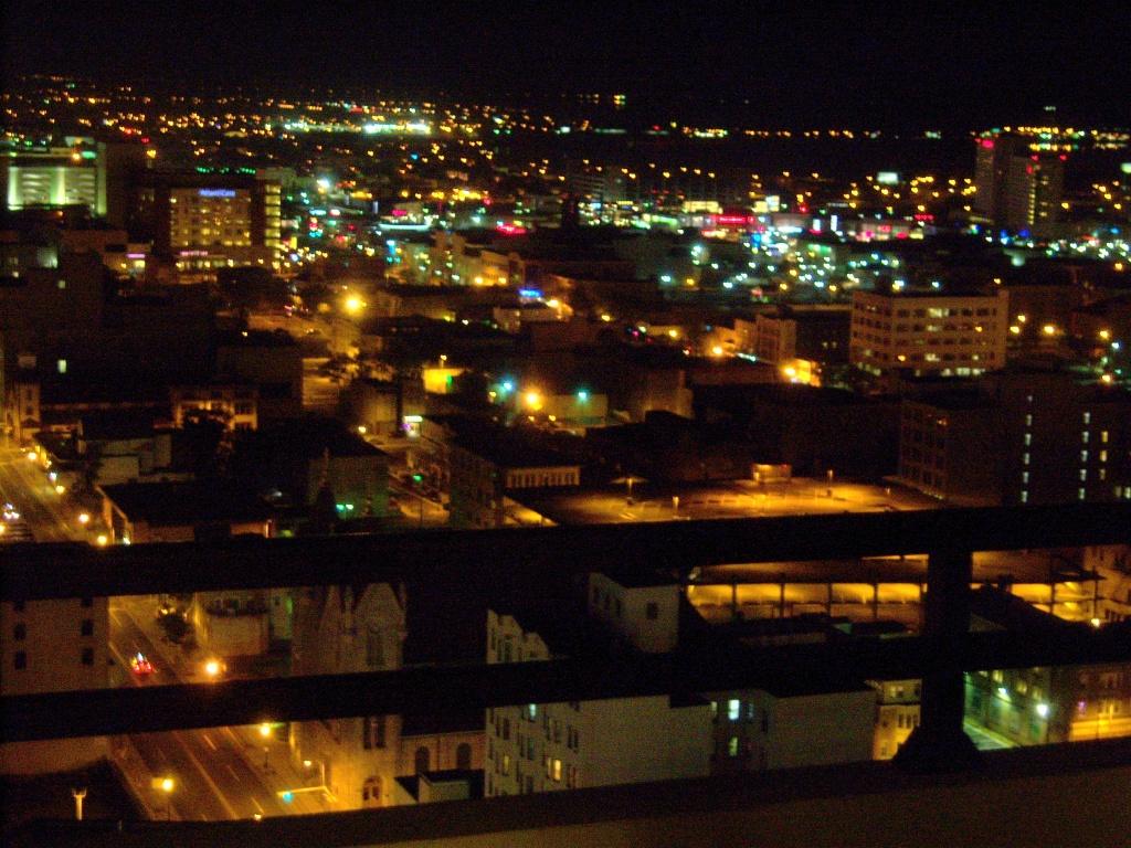 Atlantic City by night by bruni