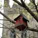 Birdhouses in Montreal's park by dora