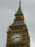 31st Aug 2011 - Bell Tower at Westminster