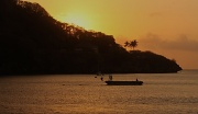 26th Sep 2011 - enjoying the endless summer - sunset Flying Fish Cove