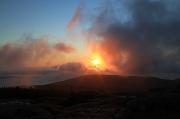 30th Sep 2011 - Sunrise at Cadillac Mountain