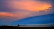 2nd Oct 2011 - Blue sunset