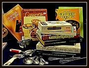 "3rd Oct 2011 - ""cookbooks"""