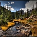 Hiking in Rocky Mountain National Park by exposure4u