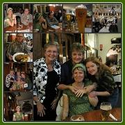 8th Oct 2011 - Celebratory Dinner
