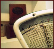 8th Oct 2011 - Vintage scales