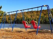 10th Oct 2011 - The Beach Swings