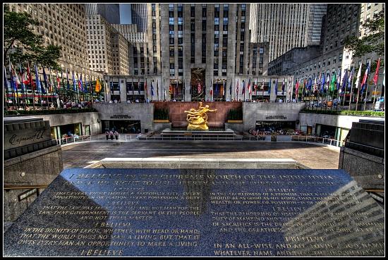 Rockefeller Center NYC by exposure4u