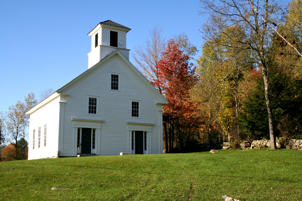 Tom's Church by lauriehiggins