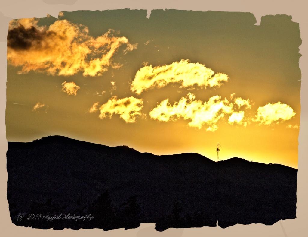 Sunrise Hill by flygirl