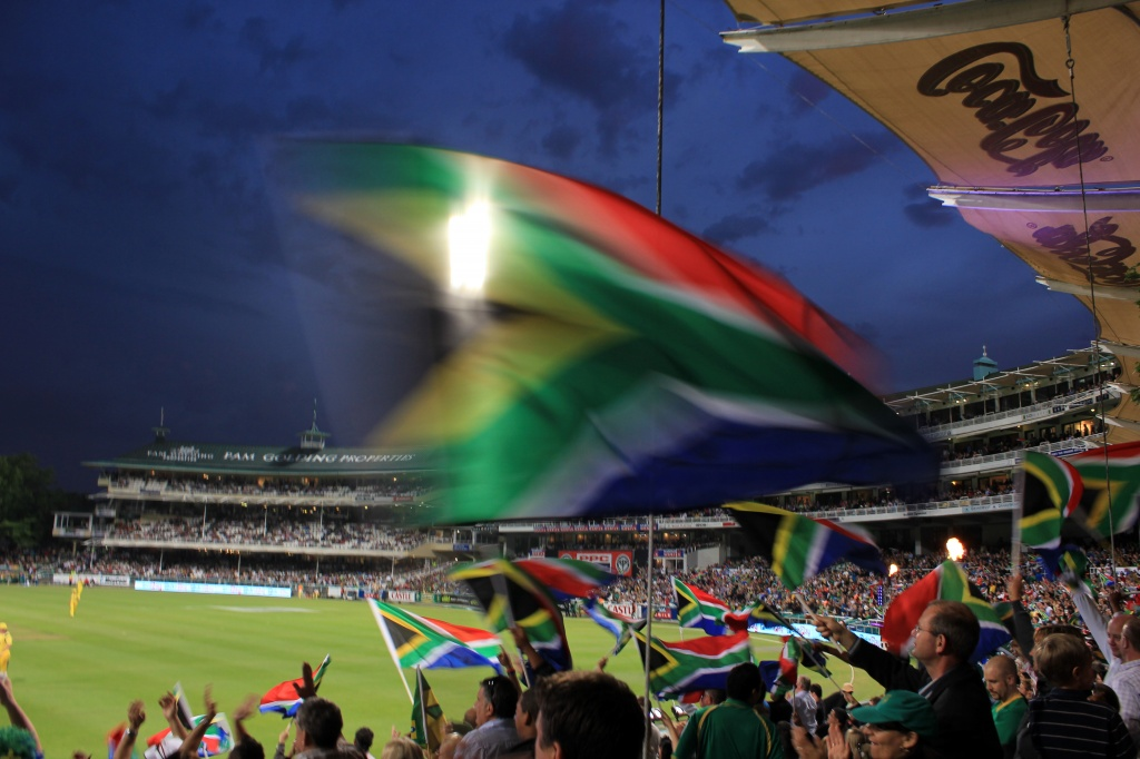 Proud to be a South African by eleanor