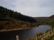 3rd Oct 2011 - Yet another view of the reservoir at the Elan valley.