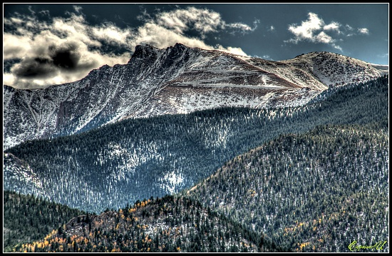 Pikes Peak Highway by exposure4u