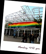 17th Oct 2011 - Rainbow flag