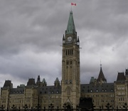 18th Oct 2011 - The Peace Tower