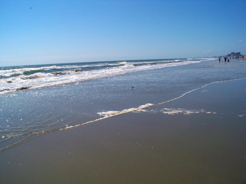 The Beach - More Filler by marlboromaam