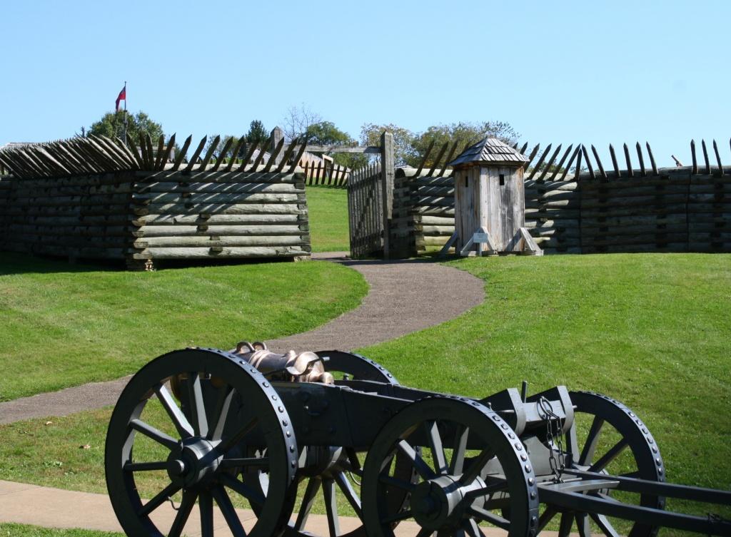 Fort Ligonier by mittens