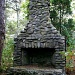 Fireplace in the Woods by lauriehiggins